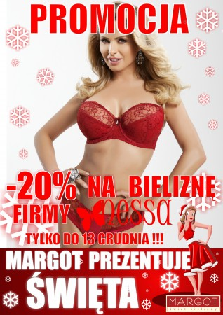 Promocja. Margot...