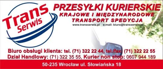 Trans Serwis Kurier...