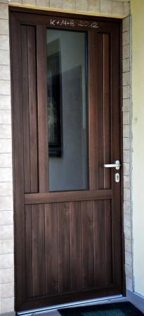 Drzwi wejściowe,...