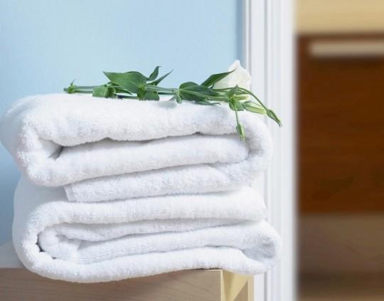 Ręcznik hotelowe...