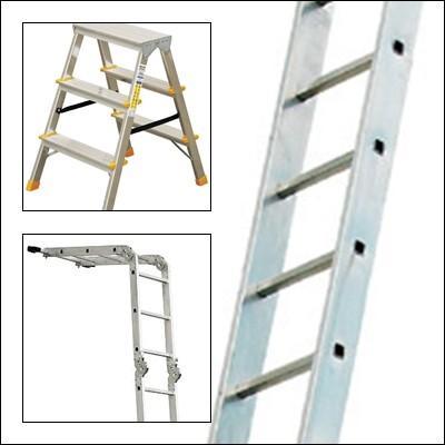 Drabiny,pomosty,schodki,rusztowania