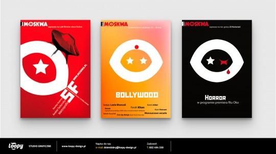 Projekt Plakatów