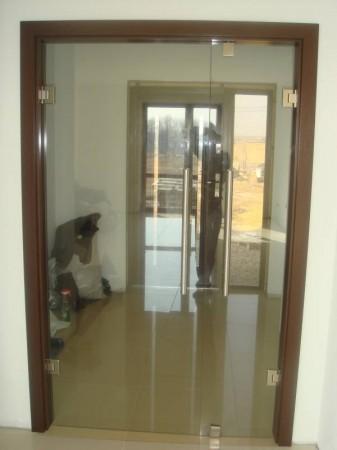 Drzwi szklane...