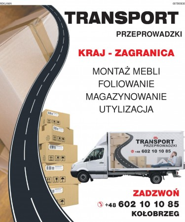 TRANSPORT BAGAŻOWY...