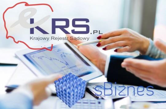 e-KRS w sBiznes