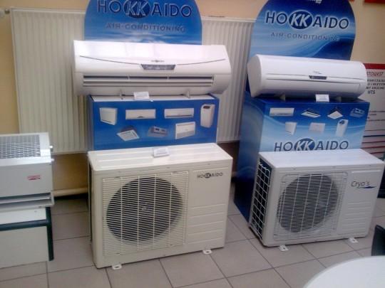 klimatyzatory