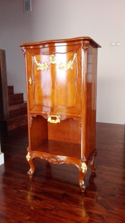 Renowacja szafki,...