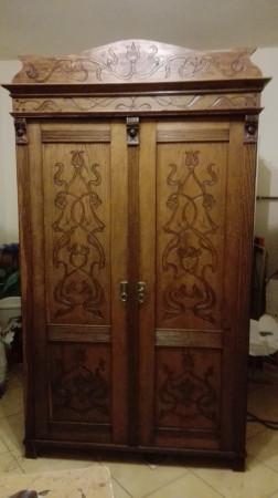 Renowacja szafy,...