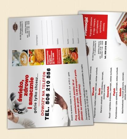menu restauracji,...