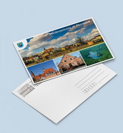 kartki pocztowe,