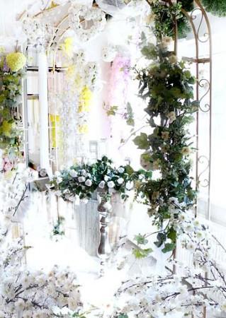Ślubne dekoracje w...