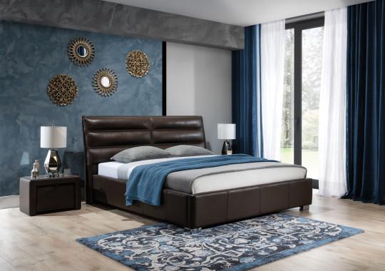 Łóżko Bergamo