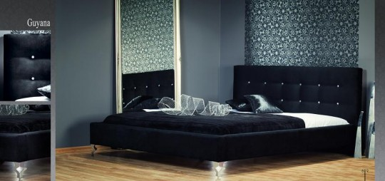 Łóżko Guyana