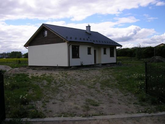Dom Z7 wg projektu...
