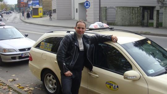 Sprawdzona taksówka