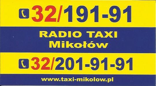 Taksówka dla...