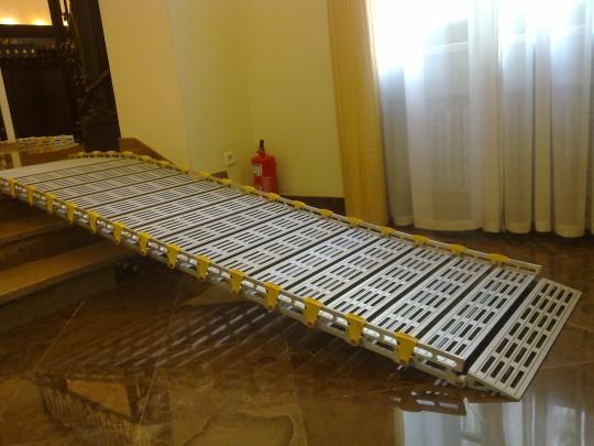 Roll-A-Ramp długość...