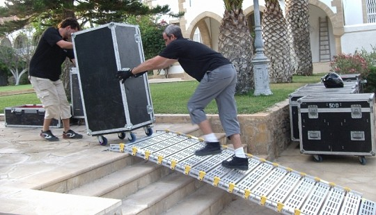 Roll-A-Ramp case