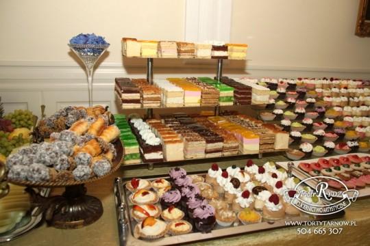 ciasta i ciasteczka...