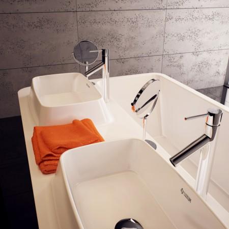 Luksusowe łazienki...