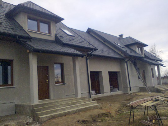 realizacja dachu