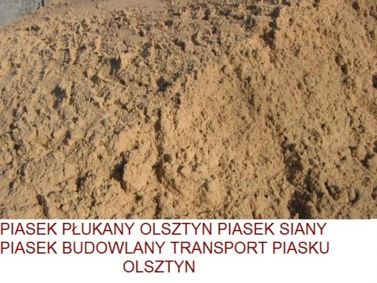 Piasek Olsztyn