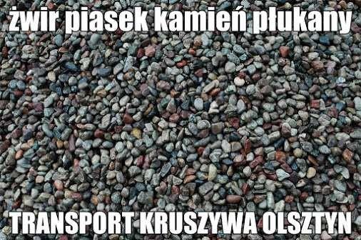 Żwir Olsztyn