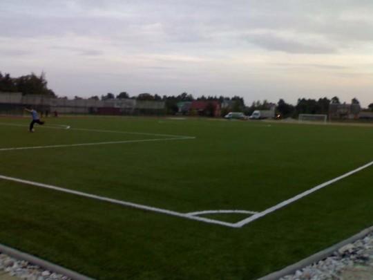 Stadion piłkarski w...