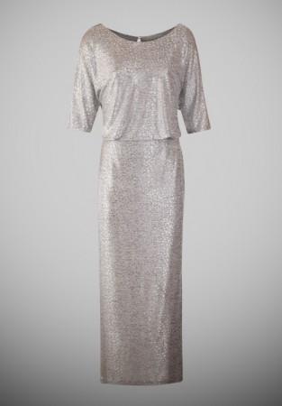 Długa suknia...