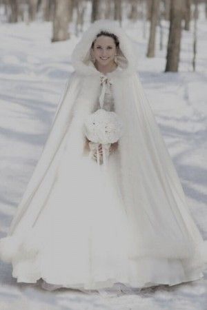 Długa damska zimowa...