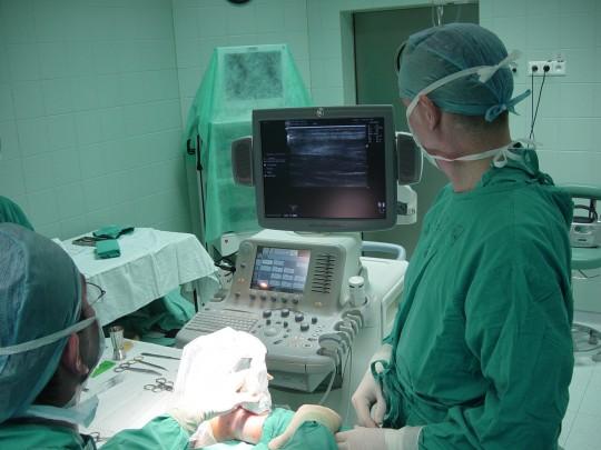 operacja ścięgna...