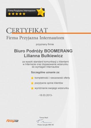 BP Boomerang...