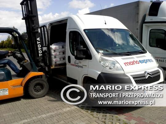 Transport Rzeszów -...