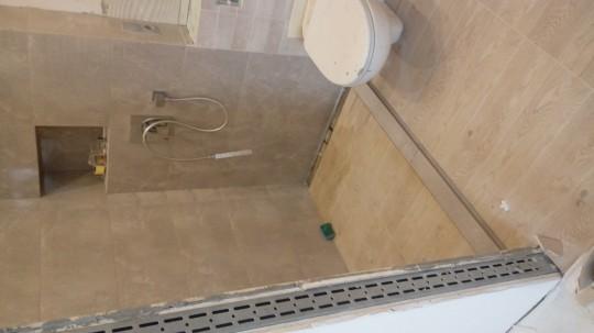 Mała łazienka w...