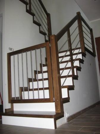 schody drewniane na...