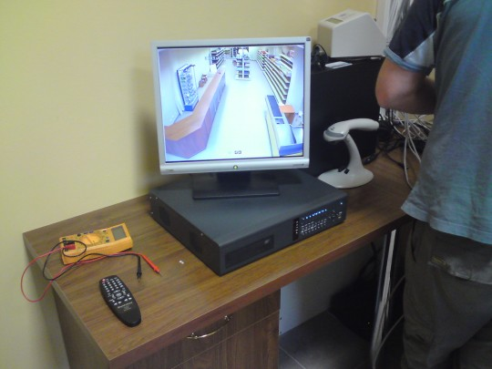 monitoring, TV CCTV