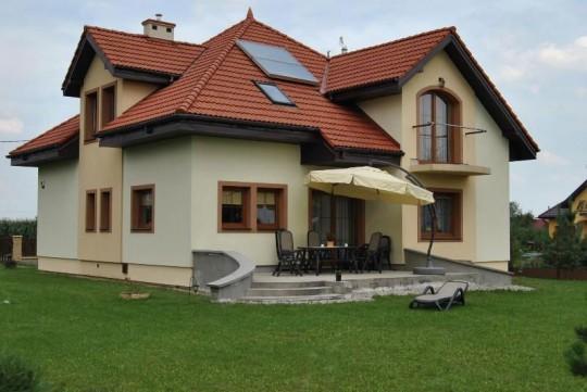 Dom w Bieniewicach
