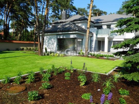 Ogród nowoczesny -...