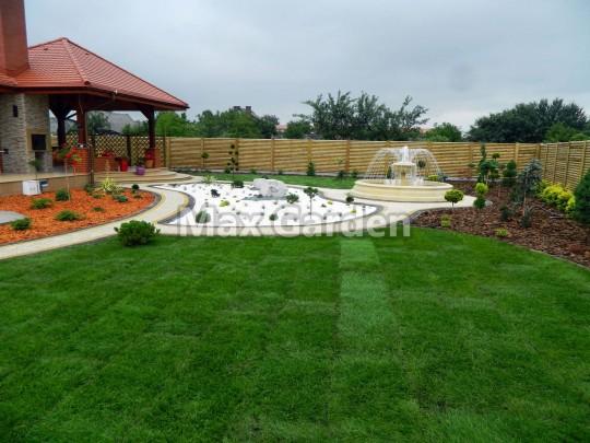 Ogród klasyczny -...