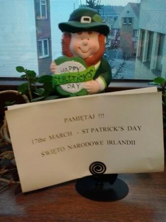 Święto Irlandii 17...