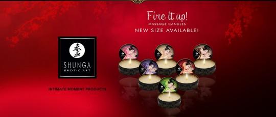 Shunga świece do...