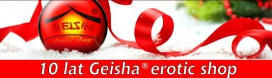 10 lat Geisha...