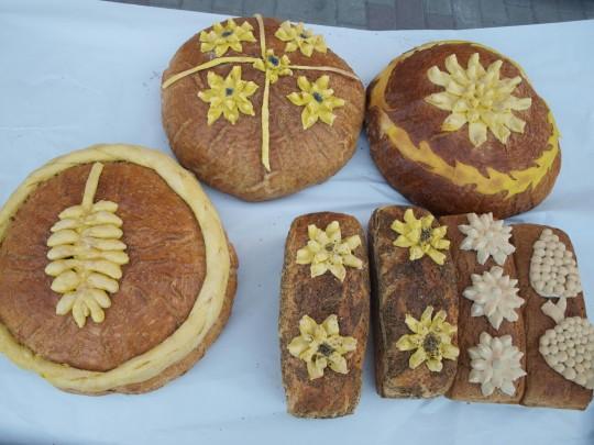 Chleb ozdobny