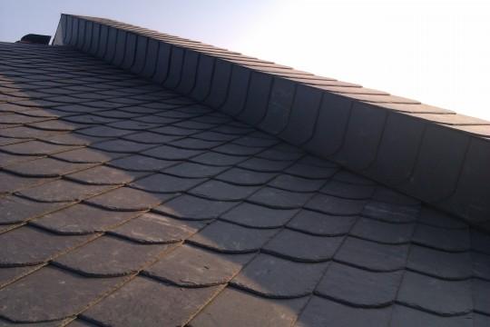 Dach pokryty...