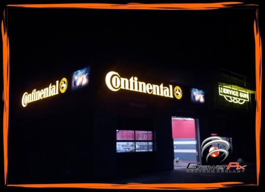 Reklama CONTINENTAL...