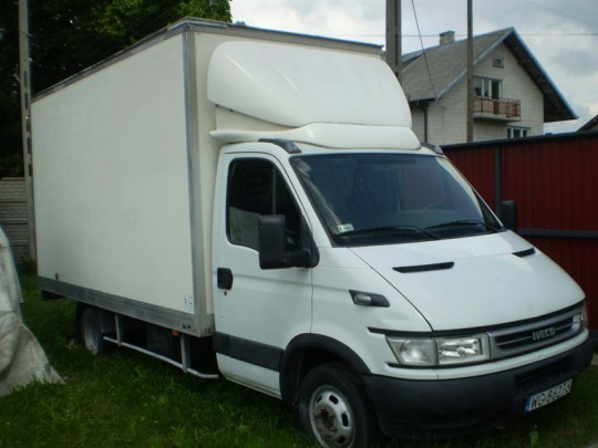 Iveco Daily...