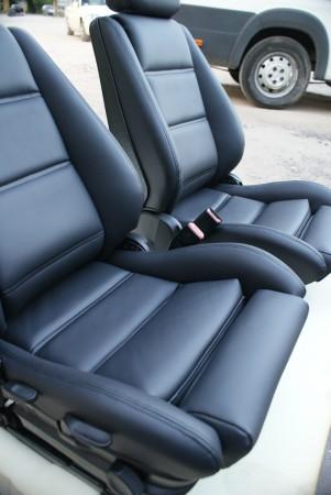 fotele BMW