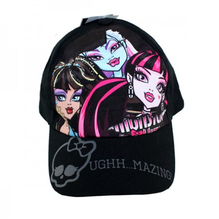 czapki Monster High