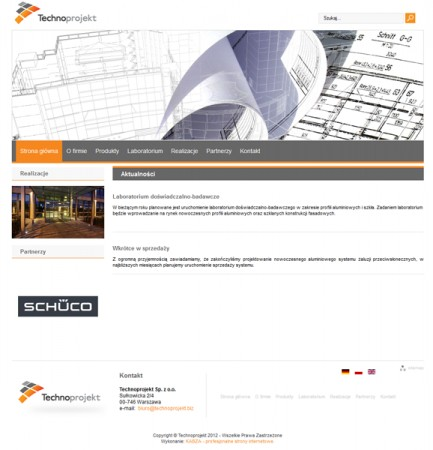 Technoprojekt Sp. z...