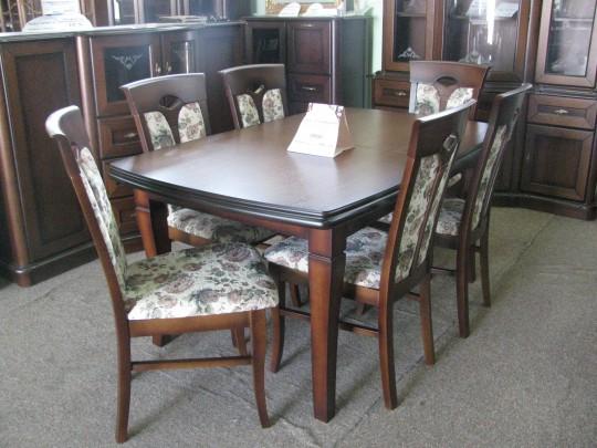 Stół ADA 1,6 + 3 x...